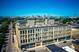 Schuster Lofts Building
